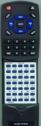 SANSUI RT076R0HE04B Replacement Remote