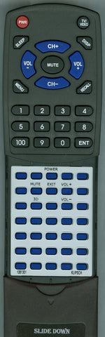ENERGY 1015072 Replacement Remote