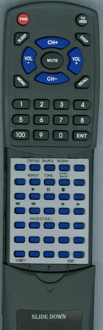 SONY 1-418-857-22 Replacement Remote