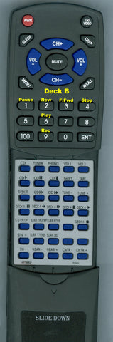 SONY 1-467-588-11 Replacement Remote