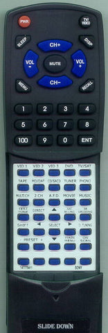 SONY STRDE995 Replacement Remote