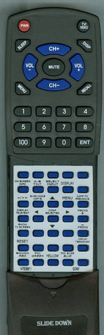SONY RM952 Replacement Remote