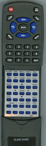SONY RMPP760 Replacement Remote