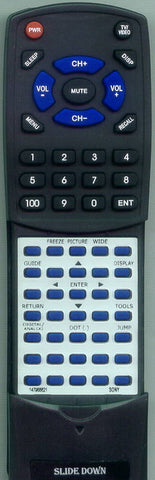 SONY KDL32S2400 Replacement Remote