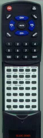 SONY 1-693-113-11 Replacement Remote