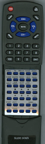 RCA 207087 Replacement Remote
