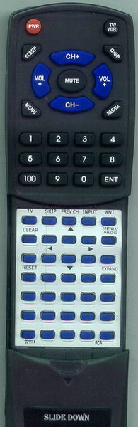 PROSCAN 221114 Replacement Remote