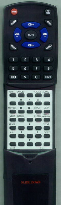 RCA 221106 Replacement Remote