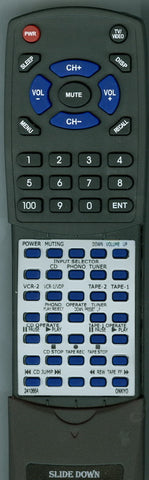 ONKYO 241066A Replacement Remote