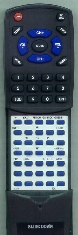 PROSCAN CRK81BL1 Replacement Remote