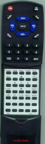 RCA CRK76WA1 Replacement Remote