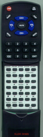 BOSE RT270618001 Replacement Remote