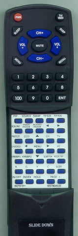 WESTINGHOUSE 290270012011 Replacement Remote