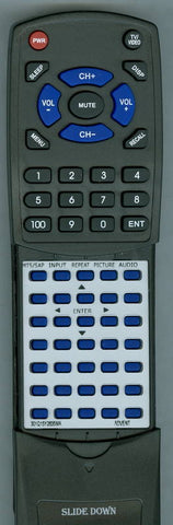 ADVENT RT301Q15Y2635MA Replacement Remote