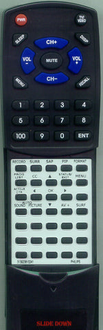PHILIPS 313923811451 Replacement Remote