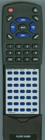 PHILIPS MT1340B Replacement Remote