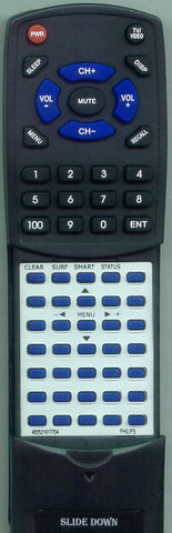 PHILIPS Y147KAAA01 Replacement Remote
