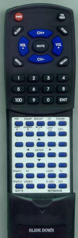 WESTINGHOUSE W3223HD Replacement Remote