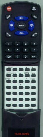 IN FOCUS 590040900 SIMPLE RMT Replacement Remote