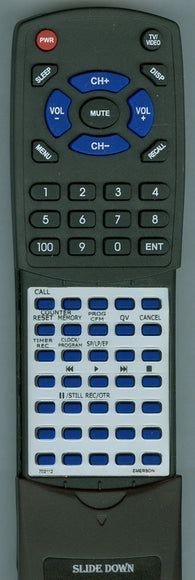 EMERSON 702112 Replacement Remote