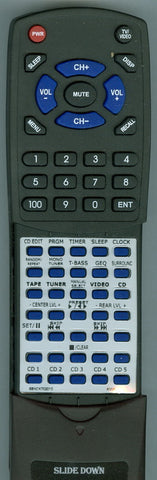 AIWA NSXDS55 Replacement Remote