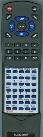 PHILIPS HTS3541F7 Replacement Remote