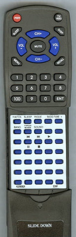 SONY CFDS40CP Replacement Remote