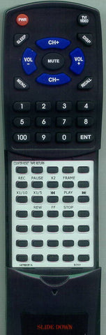 SONY EVC3 Replacement Remote