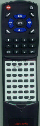 HEC AC562030 Replacement Remote