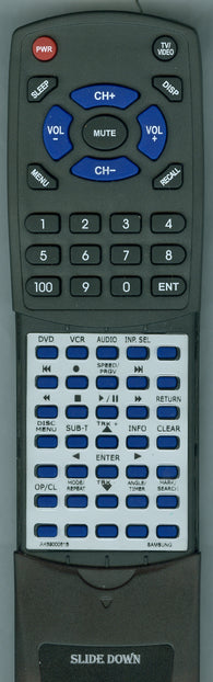 SAMSUNG 00051B Replacement Remote