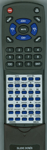 SAMSUNG 00055C Replacement Remote