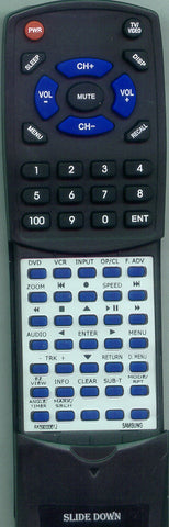 SAMSUNG RTAK5900061J Replacement Remote