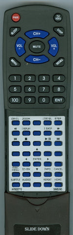 SAMSUNG 00071B Replacement Remote