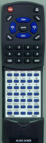 SAMSUNG RTAK5900084A Replacement Remote