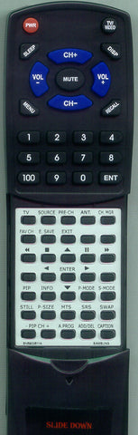 SAMSUNG LNS4096D Replacement Remote