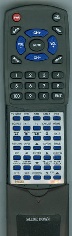 SAMSUNG PL42C91HP Replacement Remote