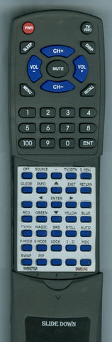 SAMSUNG SYNCMASTER 320MP Replacement Remote