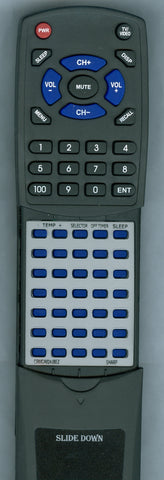 SHARP CRMC-A624JBEZ Replacement Remote