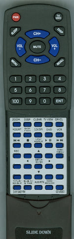 GO VIDEO 00058E Replacement Remote