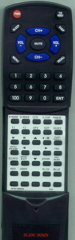 AKAI RTGE7501063002A Replacement Remote