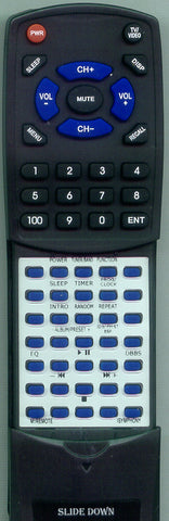 ISYMPHONY RTM1REMOTE Replacement Remote