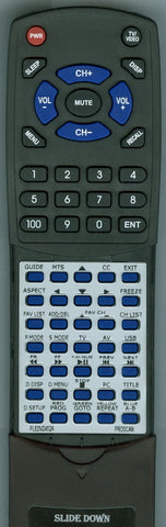 CURTIS INTERNATIONAL 8PD USB Replacement Remote
