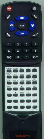 JVC RMC888 Replacement Remote