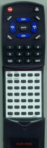 HITACHI 2582557 Replacement Remote