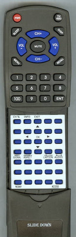ACCESS DTA1010U MAIN Replacement Remote
