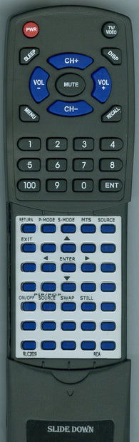 CURTIS INTERNATIONAL RTRLC2609 Replacement Remote