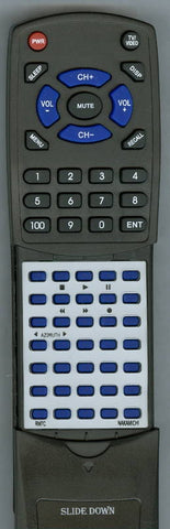 NAKAMICHI RM7C Replacement Remote