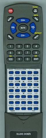 HAIER HLC15RW Replacement Remote