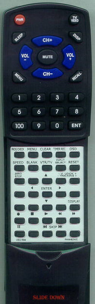 PANASONIC AG1300P Replacement Remote