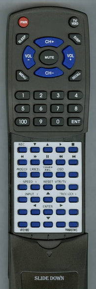 PANASONIC AG1310P Replacement Remote